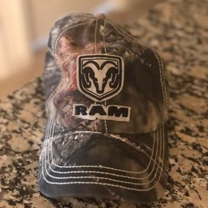 Other - Dodge Ram Camo Hat